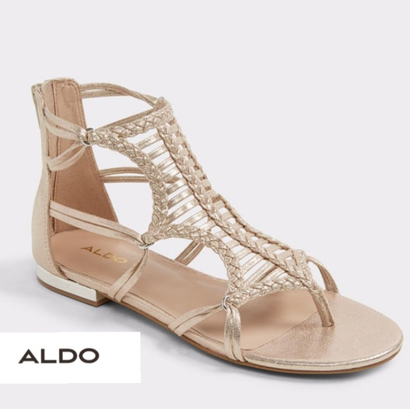 8d19edc34e3a Gorgeous Aldo Gladiator Sandals